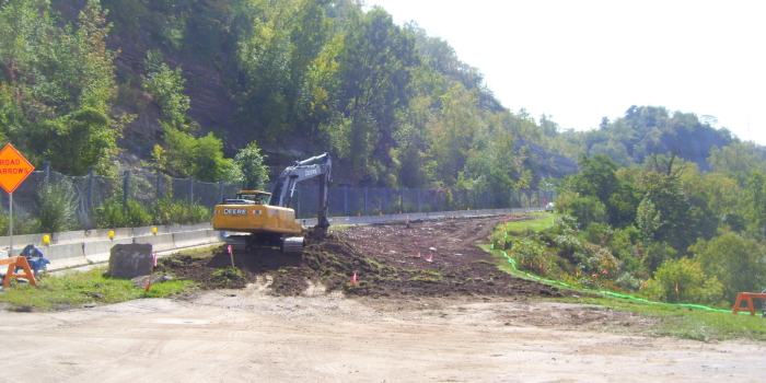 New York Power Authority - South Access Road Improvements